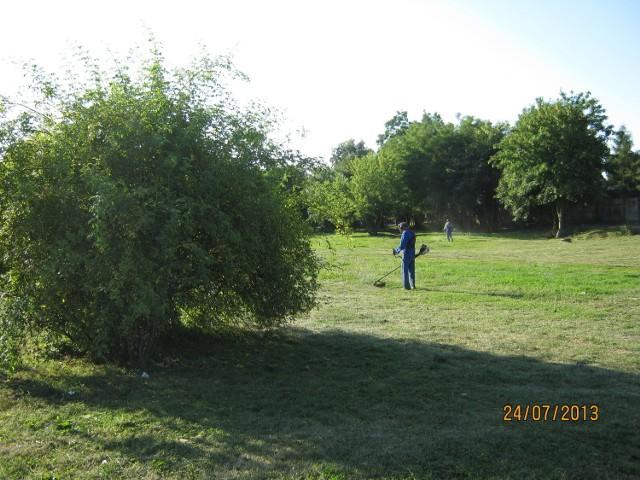 Spółdzielnie socjalne: pomoc bezrobotnym. Pracownicy Poznanianki zajmują się m.in. pielęgnacją zieleni