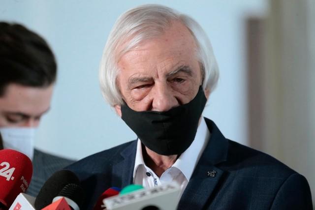 """Wpis Ryszarda Terleckiego, prezydencki doradca Łukasz Rzepecki uznał za """"troszkę dziwny""""."""