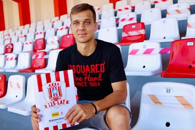 Dawid Rogalski może zagrać już w sobotnim meczu I rundy Totolotek Pucharu Polski z Piastem Gliwice.