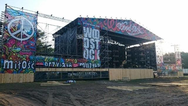 Woodstock 2015. Ostatnie przygotowania