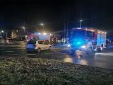 Wypadek na Zwycięstwa w Koszalinie. Zderzyły się dwa auta [ZDJĘCIA]