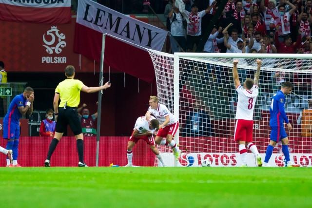 Polska - Anglia 1:1