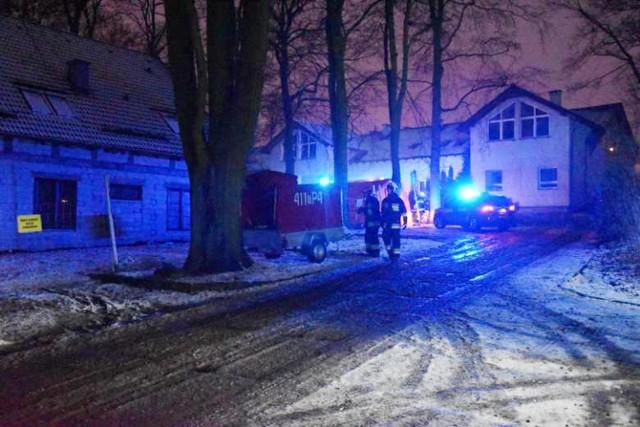 Do pożaru chojnickiego hospicjum doszło 6 stycznia 2020 r. w wyniku zaprószenia ognia niedopałkiem papierosa przez jednego z pensjonariuszy. Zginęło wówczas czterech pensjonariuszy