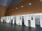 Katowice. Rusza punkt szczepień powszechnych. Został utworzony w hali tenisowej MOSiR w Janowie