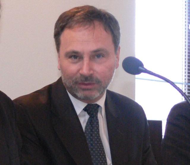 Wojciech Miedzianowski, prezes łódzkiego funduszu