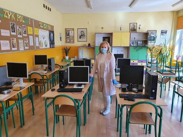 - Bardzo cieszymy się, że nasi uczniowie dostaną komputery dzięki akcji #sprzetdlaucznia - mówi Marlena Treichel, dyrektor SP 11 w Grudziądzu