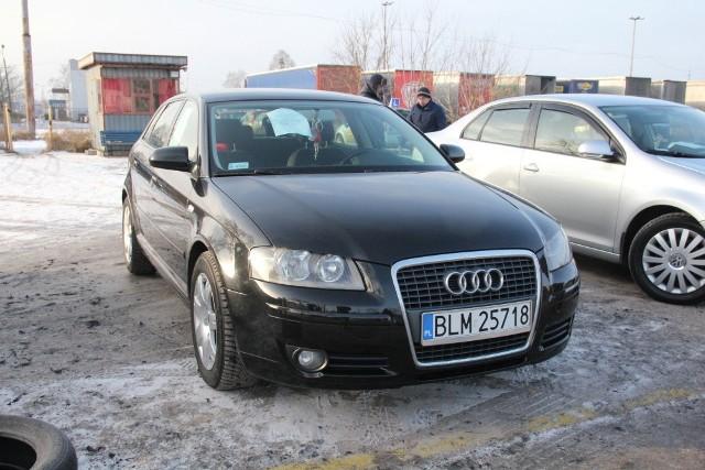 Audi A3, 2006 r., 2,0 TDI, automatyczna skrzynia biegów, ABS, centralny zamek, elektryczne szyby i lusterka, klimatyzacja, komputer pokładowy, 23 tys. 900 zł;