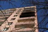 Kraków. Pożar w Prokocimiu, 18-latka wypadła z 6. piętra. Co ustaliła prokuratura?