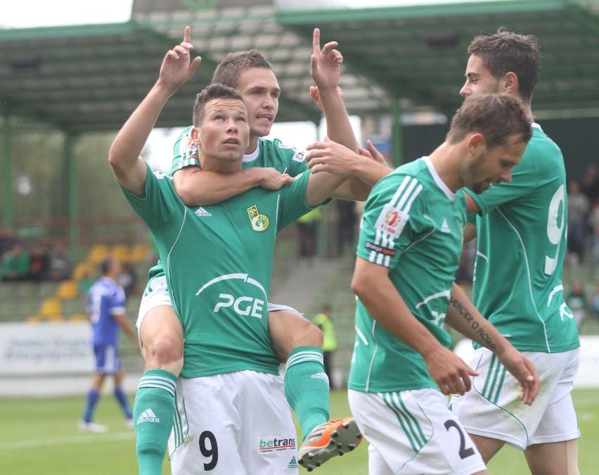 Kibice czekają na kolejne gole dla PGE GKS Michała Maka