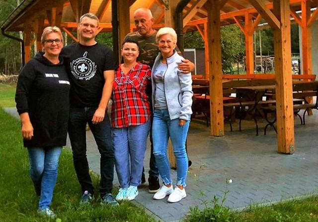 Wizyta sołtysów z gm. Jaktorów w Aleksandrowie, 08.09.2019