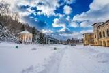 Krynica-Zdrój w bajkowej zimowej szacie! Zobacz naszą niezwykłą galerię