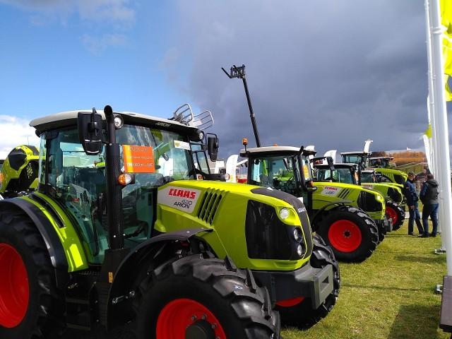 Ciągników rolniczych w październiku 2019 roku rejestrowano o 6% więcej niż w analogicznym okresie ubiegłego roku.