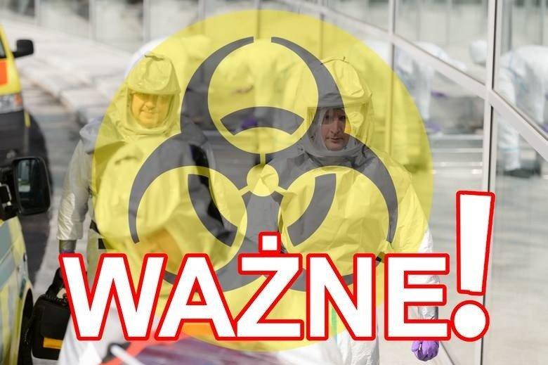 Koronawirus w Polsce, w Kujawsko-Pomorskiem? Chory z podejrzeniem wirusa trafił do szpitala | Kurier Lubelski