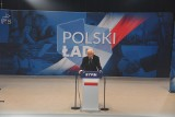Jarosław Kaczyński w Rypinie: Polski Ład musi stać się prawdą, a nie tylko opowieścią