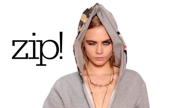 Hit zimy! Cara Delevingne i Miranda Kerr reklamują mikrostanik od Chanel [ZDJĘCIA]