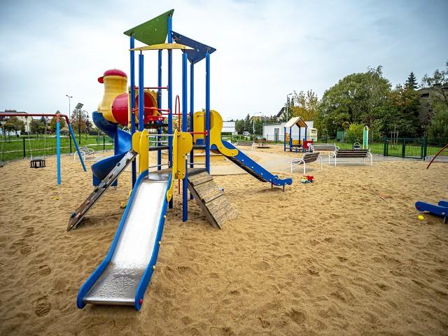 W ramach poprzedniej edycji budżetu obywatelskiego dla Łodzi powstał teren rekreacyjny na Smulsku