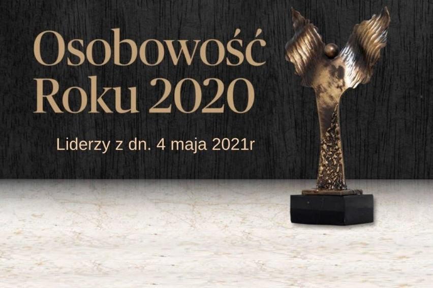 OSOBOWOŚĆ ROKU 2020  Liderzy głosowania plebiscytu