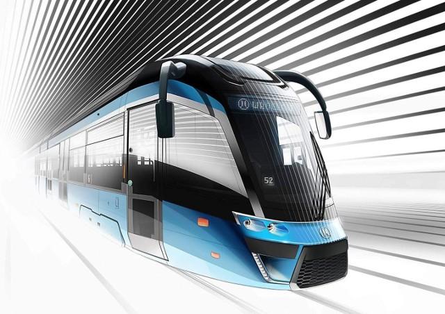 Do 2024 roku po Wrocławiu będzie jeździło 46 tramwajów od poznańskiej spółki Modertrans.