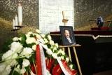 Wiele osób na pogrzebie Zbigniewa Pacelta, zasłużonego sportowca i trenera [ZDJĘCIA]