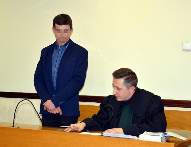 Oskarżony nie stawił się na ogłoszeniu wyroku