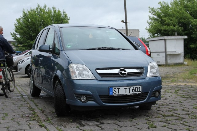 Opel Meriva, rok 2006, 1,6 benzyna, cena 10 500zł