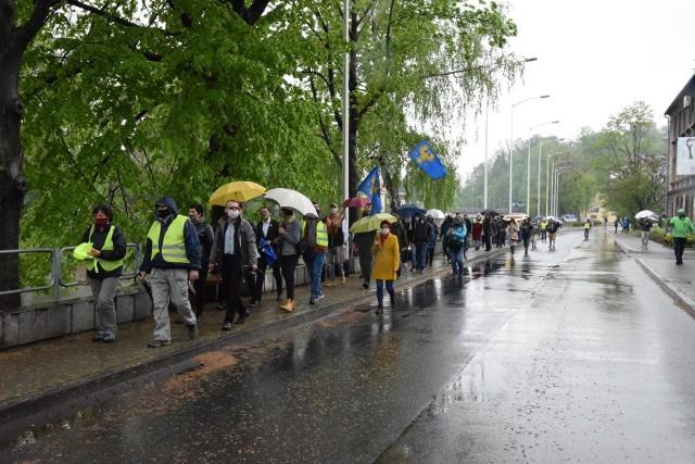 Aleja Łyska na odcinku między granicznymi mostami będzie nieprzejezdna od 15 do 30 czerwca 2020 r.