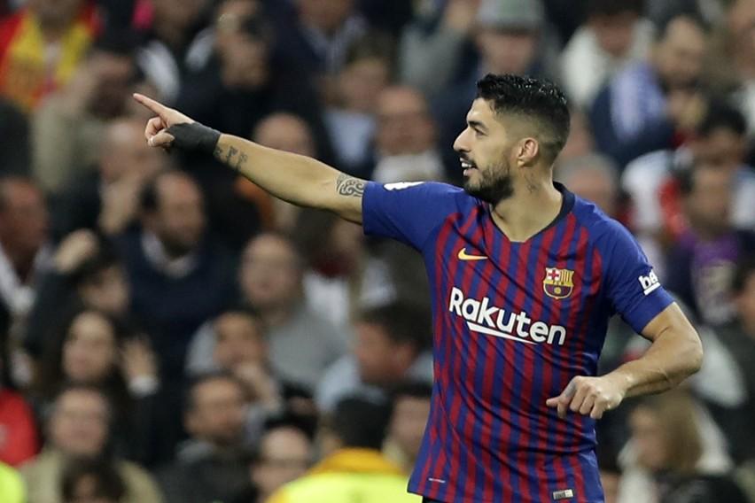 Rok temu Barcelona wygrała z Realem na Camp Nou 5:1, a Luis Suarez ustrzelił hat-tricka