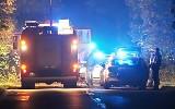 Tragiczny wypadek w Tychach. W pościgu policyjnym zginął pasażer uciekającego kierowcy