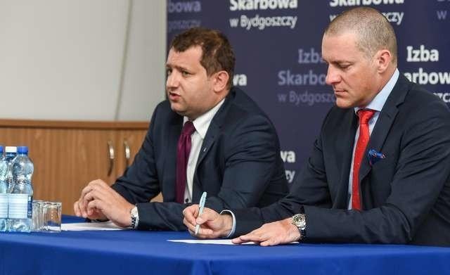 Marcin Łoboda jest wieloletnim pracownikiem IS, funkcję jej szefa pełnił od 2008 roku