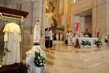Msza w sanktuarium św. Jana Pawła II na Białych Morzach w 40. rocznicę zamachu na jego życie