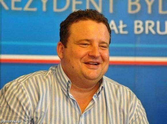 Radosław Osuch, właściciel Zawiszy.