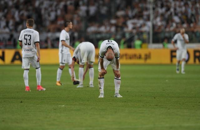 Legia Warszawa - FK Astana 1:0