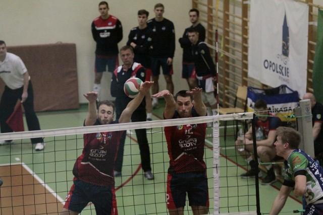 ZAKSA Strzelce Opolskie wygrała szósty mecz z rzędu i wciąż przewodzi w grupie 5.
