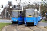 Wykolejenie tramwaju. Trzy linie jeżdżą objazdem