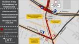 Uwaga kierowcy: Duże zmiany na Naramowicach: będą wyłączane z ruchu odcinki Naramowickiej i Słowiańskiej