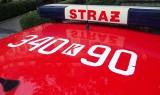 Wieczorna akcja strażaków uratowała leciwą mieszkankę Nowego Sącza