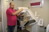 Ponad 30 kobiet zgłosiło się na bezpłatne badania mammograficzne
