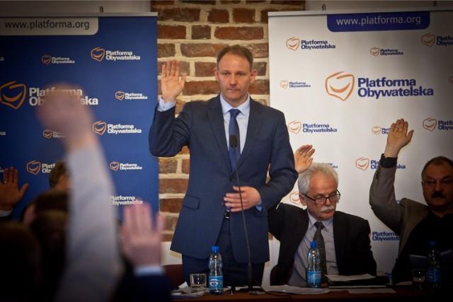 Jacek Protasiewicz - szef PO na Dolnym Śląsku, wiceprzewodniczący Parlamentu Europejskiego