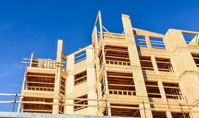 Domy w Choroszczy mają być budowane z elementów, które będą montowane na placu budowy