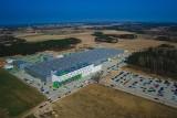 SaMASZ ma nową fabrykę w Zabłudowie. Podlaski producent maszyn rolniczych i komunalnych zbudował zakład od podstaw (zdjęcia)