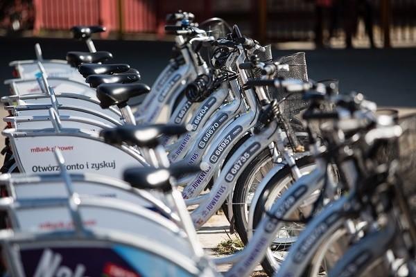 Jedna ze stacji rowerowych będzie kilka dni nieczynna.