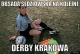 Derby Kanty, czyli takiego meczu Cracovia - Wisła Kraków jeszcze nie było MEMY