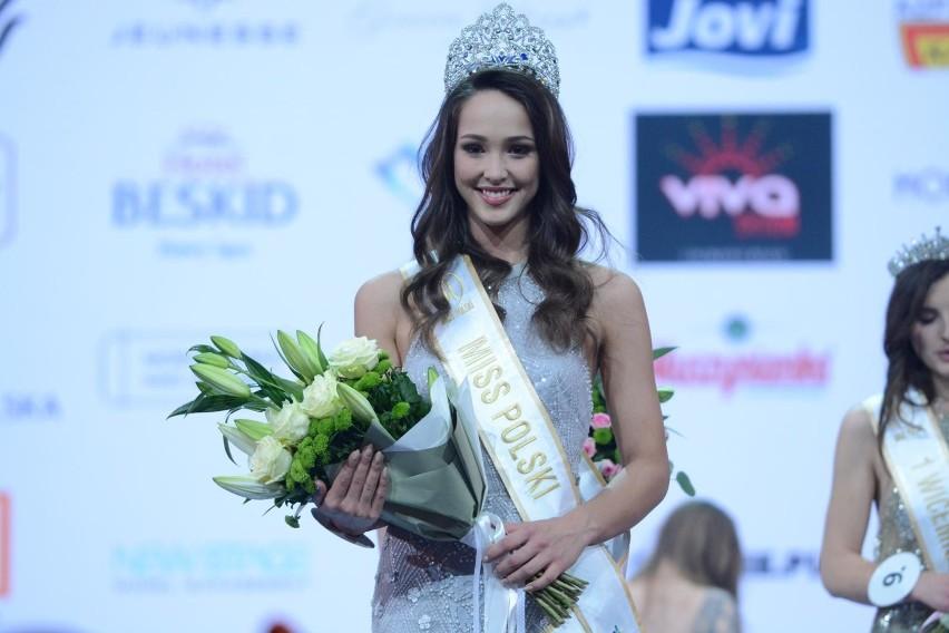 Miss Polski 2017. Wygrała Kamila Świerc! Najpiękniejsze...