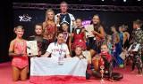 Medale zawodniczek Black&White Ostrowiec na Mistrzostwach Świata w fitness dzieci w Serbii [ZDJĘCIA]