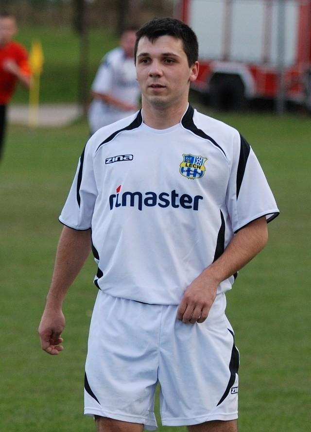 Damian Suska ustalił wynik meczu.