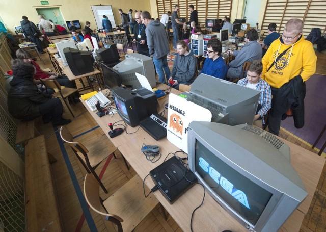 Koszalin Retro Games Show 2014. Spotkanie entuzjastów starych gier komputerowych