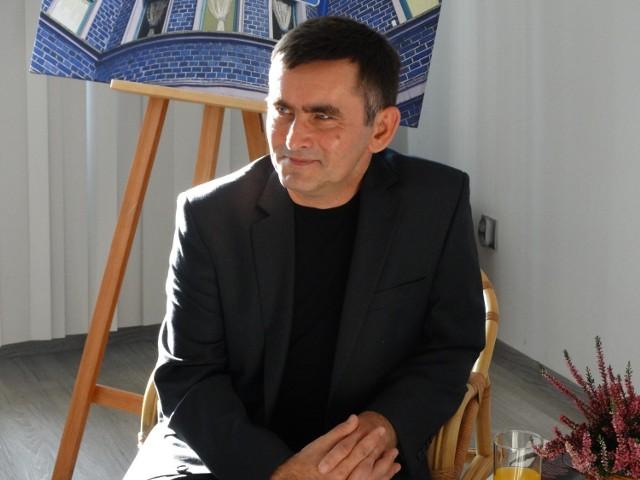 Spotkanie z Mirosławem Syniawą