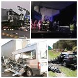 Najtragiczniejsze wypadki na drodze S3. Te zdjęcia mrożą krew w żyłach [ZDJĘCIA]