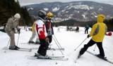 Warunki narciarskie w Beskidach. Pogoda nie rozpieszcza narciarzy