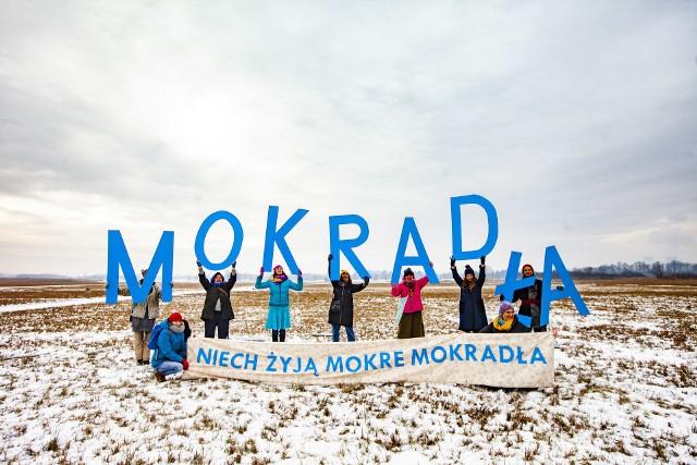Siostry Rzeki zorganizowały nietypową akcję na Łąkach Nowohuckich